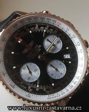 1 Breitling Navitimer B01 18kt Gold Limited Edition Chronometer Chronograph 42mm