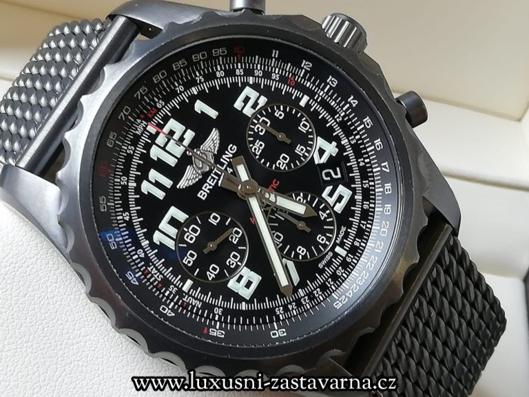 1 Breitling Chronospace Automatic 45mm Limited Edition