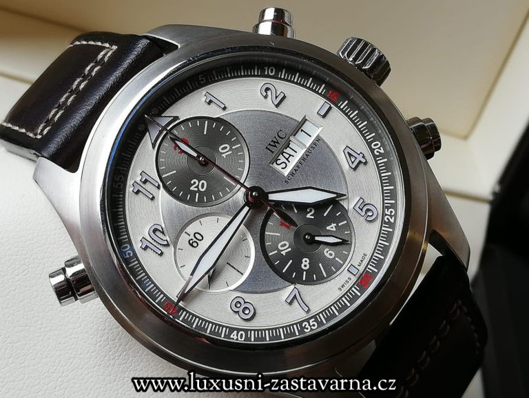 1 IWC Spitfire Double Chronograph