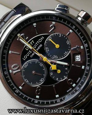 1 Louis Vuitton Tambour Chronograph El Primero LV 277 41mm