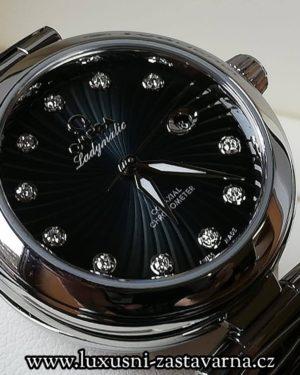 1 Omega De Ville Ladymatic Co Axial 34mm Diamonds dial