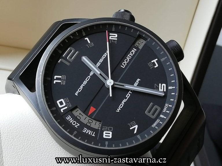1 Porsche Design P6750 Worldtimer PVD black