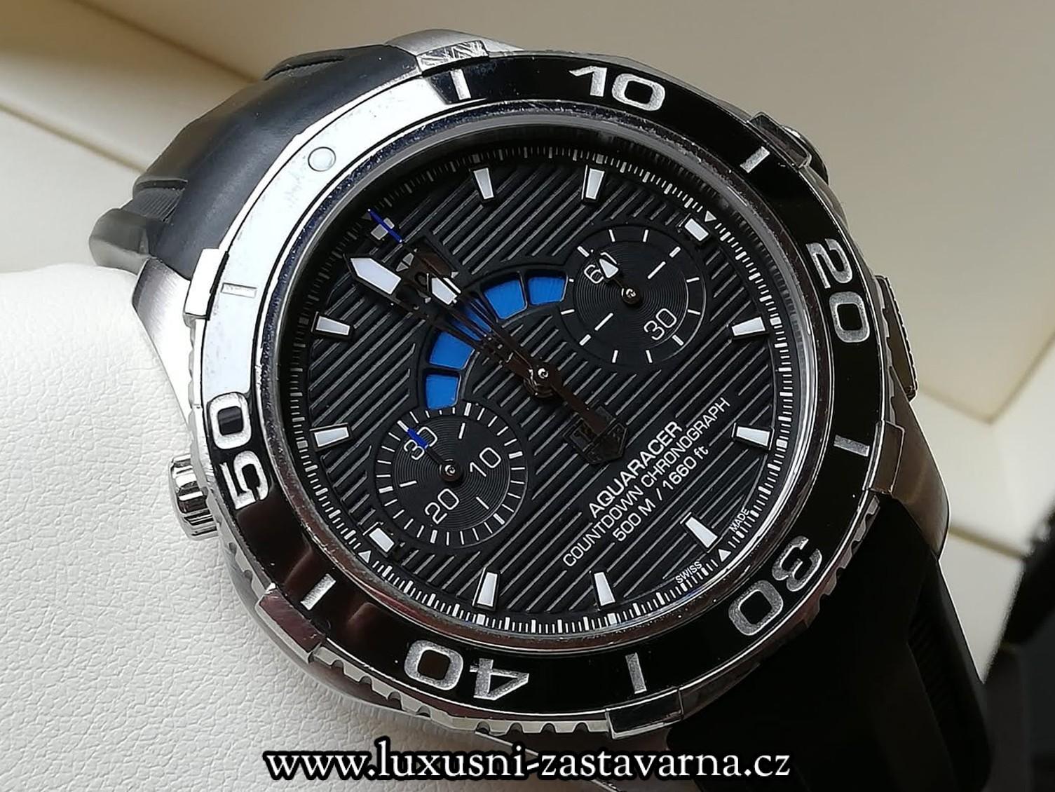 1 TAG Heuer Aquaracer 500M 1