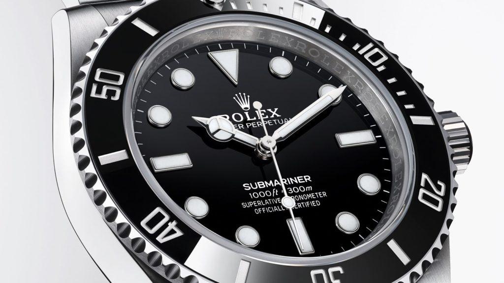 nejslavnější model firmy Rolex - Submariner