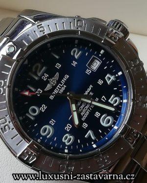 1 Breitling Superocean, referenční číslo A17360