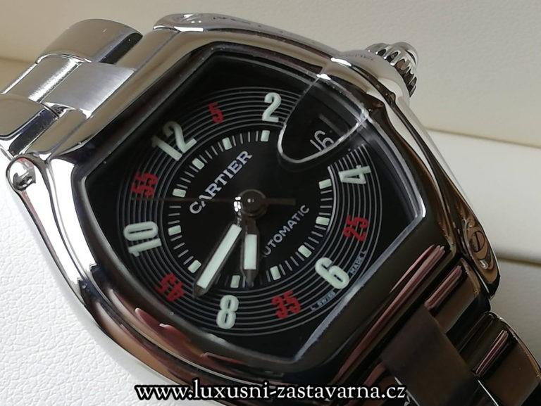 1 Cartier Roadster, referenční číslo W62002V3