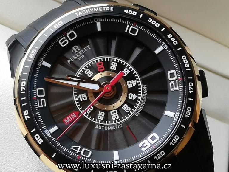 1 Perrelet Turbine Chronograph