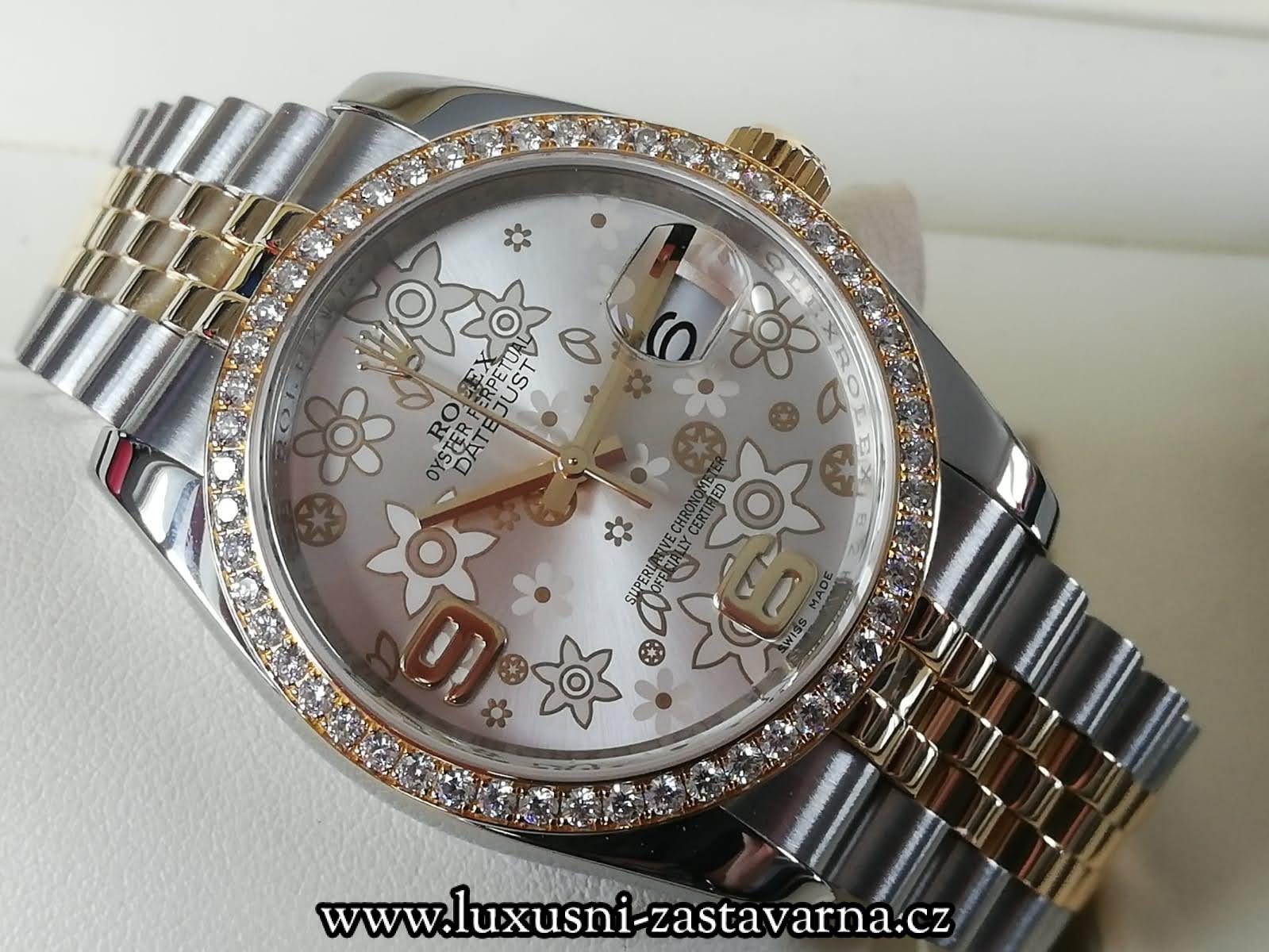 Datejust, jeden z nejslavnějších modelů hodinek vůbec