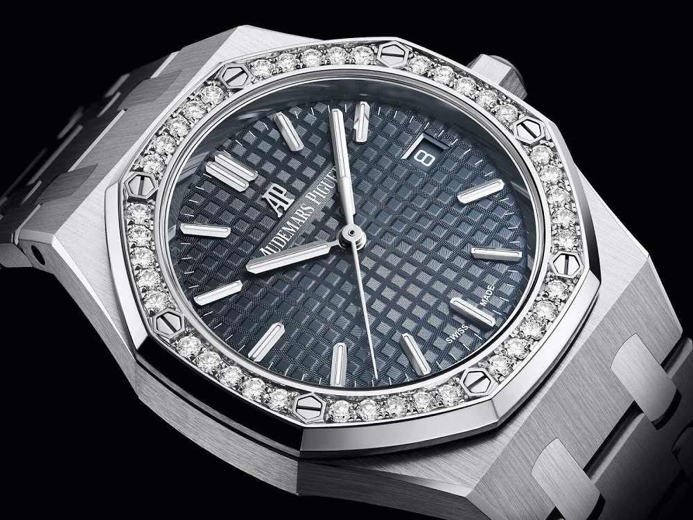 hodinky Audemars Piguet si drží vysokou cenu i při prodeji do bazaru