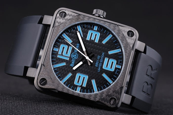 hodinky Bell & Ross jsou vzácné a dají se zastavit nebo prodat za dobrou cenu