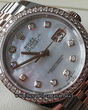 Rolex Oyster Perpetual Datejust RBR 36mm